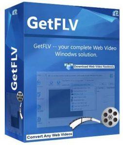GetFLV 18.1668.168 Crack  With Registration Key Free Download 2019