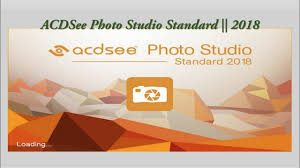 ACDSee Photo Studio Standard 2019 Crack  With Registration Key Free Download