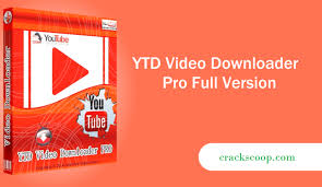 YTD Video Downloader Pro 5.9.13 Crack With Registration Key Free Download 2019