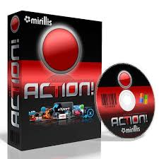 Mirillis Action! 3.10.0 Crack With Activation Number Free Download 2019