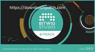 Bitwig Studio 3.1 Crack & Full Serial Key