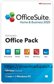 OfficeSuite Premium 3.9.0 Crack 2020 Activation Key