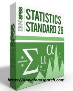 IBM SPSS Statistics 26 Crack With License key 2020