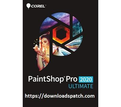 PaintShop Pro Crack Serial Keys Latest 2020