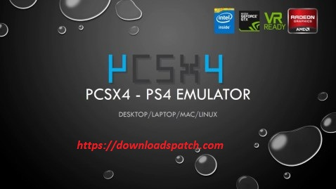PCSX4 Emulator 2018 Crack Registration Code