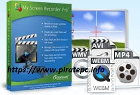 My Screen Recorder Pro 5 Crack Registration Code