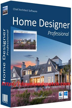 Home Designer Pro Crack With Activation Key 2020
